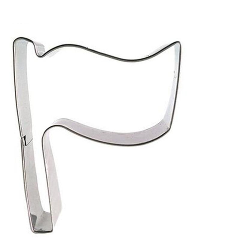 Flag Cookie Cutter - 7cm - Stainless Steel - Crafty Cookie Cutters