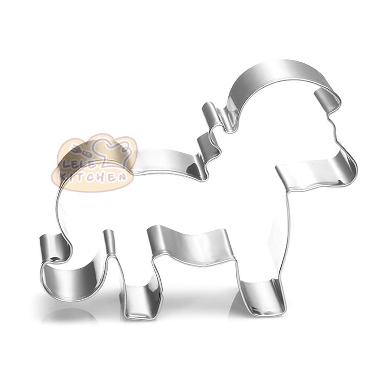 Horse/Pony Cookie Cutter - 9cm - Stainless Steel - Crafty Cookie Cutters