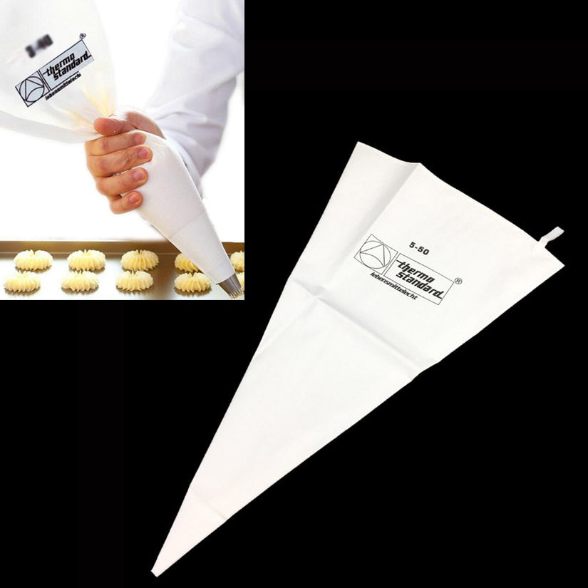 Cotton Piping Bag - Various Sizes Available - Crafty Cookie Cutters