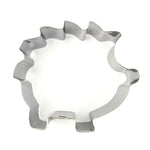 Hedgehog Cookie Cutter - 8cm - Stainless Steel - Crafty Cookie Cutters