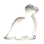 Baby Dinosaur - 8cm - Stainless Steel - Crafty Cookie Cutters