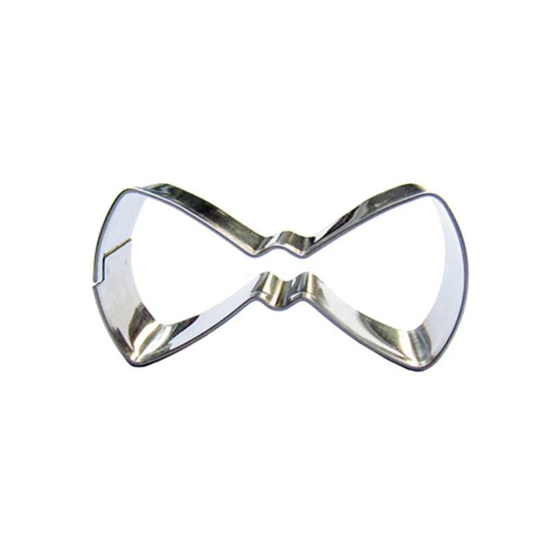 Mini Bow Tie Cookie Cutter - 5cm - Stainless Steel - Crafty Cookie Cutters