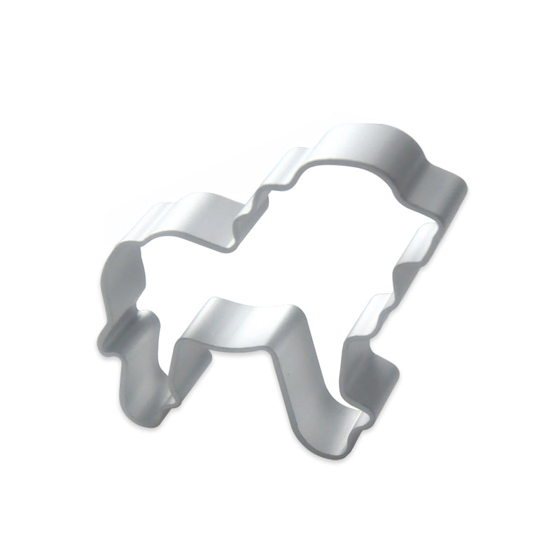 Lion Cookie Cutter - Stainless Steel - Crafty Cookie Cutters