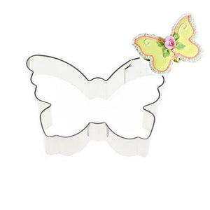 Butterfly Cookie Cutter - 6cm - Stainless Steel - Crafty Cookie Cutters