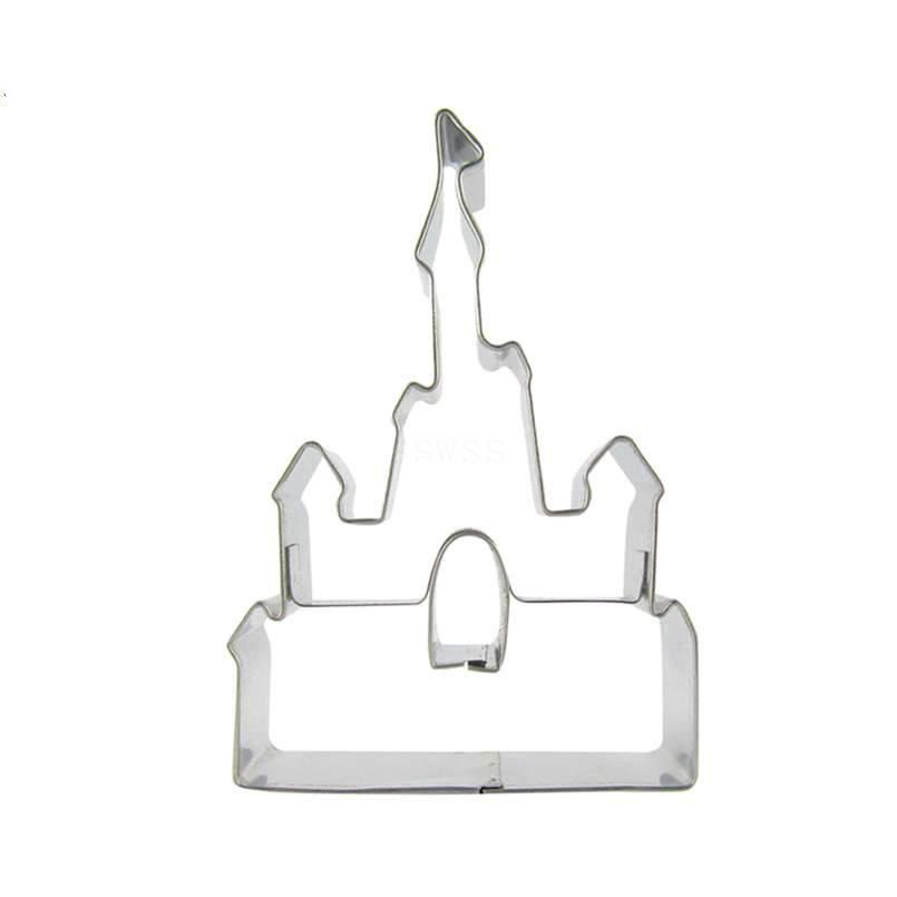 Cathedral Cookie Cutter - 10cm - Stainless Steel - Crafty Cookie Cutters
