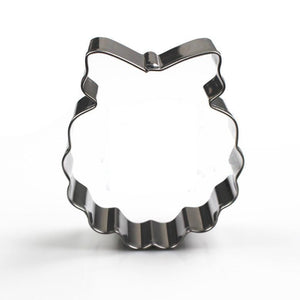 Christmas Wreath Cookie Cutter - Stainless Steel - Crafty Cookie Cutters