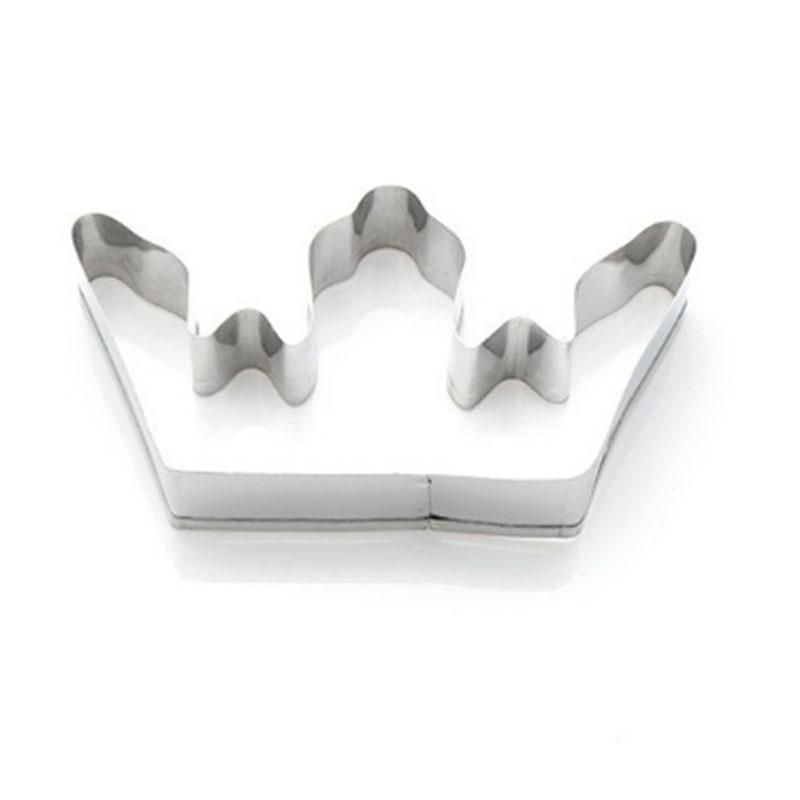 Tiara Cookie Cutter - 9cm - Stainless Steel - Crafty Cookie Cutters