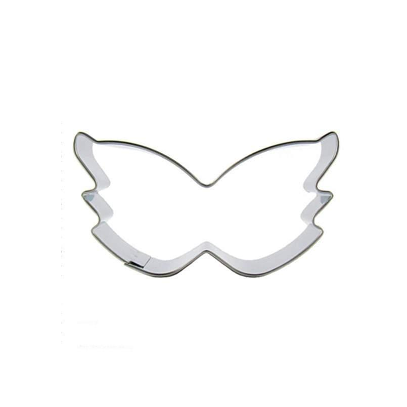 Mask Cookie Cutter - 7cm - Stainless Steel - Crafty Cookie Cutters
