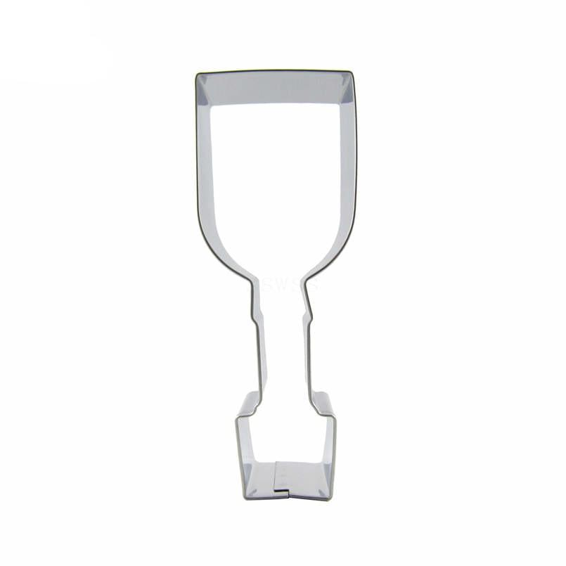 Goblet Cookie Cutter - 11cm - Stainless Steel - Crafty Cookie Cutters