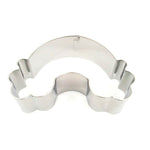Rainbow Cookie Cutter - 8cm - Stainless Steel - Crafty Cookie Cutters