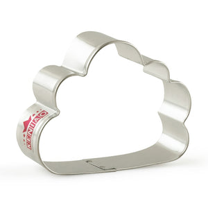 Cloud Cookie Cutter - 10cm - Stainless Steel - Crafty Cookie Cutters