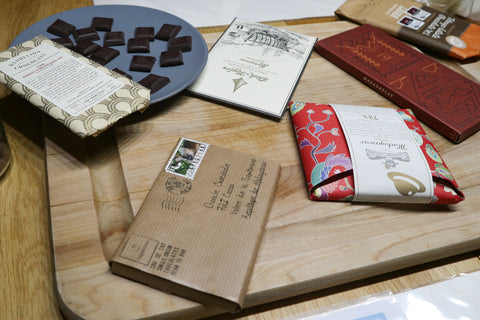 Madagascar single origin chocolates