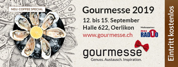 Gourmesse 2019 Ticket