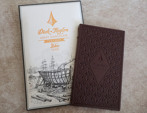 Dick Taylor chocolate bars