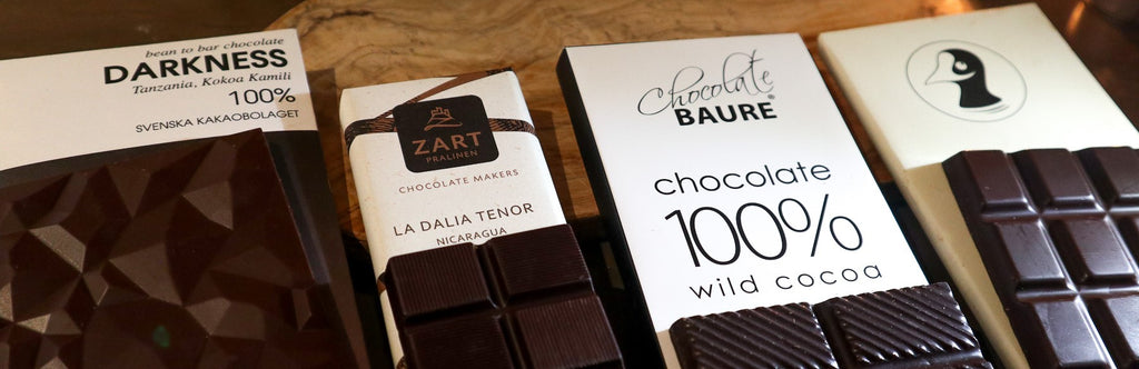 Wintersolstice Chocolate tasting 100% dark