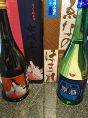 sake and chocolate pairing
