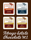 International Chocolate Awards Tobago Estate