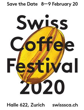 Swiss coffee festival 2020