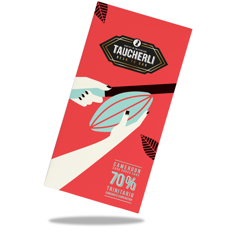Taucherli Bean to Bar Cameroon 70%