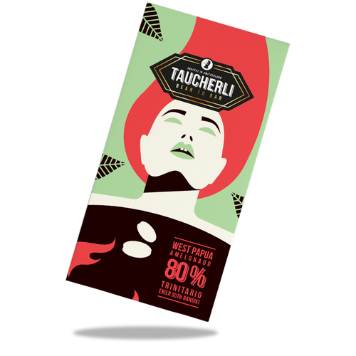 Taucherli Bean to Bar West Papua 80%