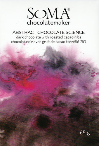 Soma Abstract Chocolate Science 75%