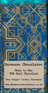 Dormouse Chocolates 72% Lachua, Guatemala
