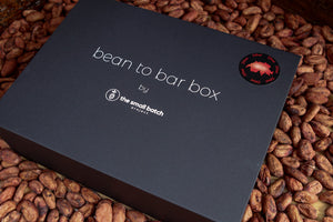 bean to bar chocolate box