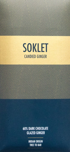 Soklet Candied Ginger 60%