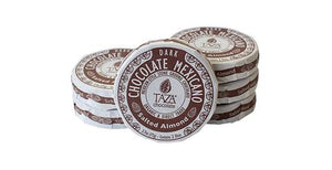 Taza Chocolate Disc Salted Almond 44%