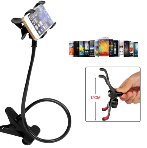 Flexible Mount Holder Size