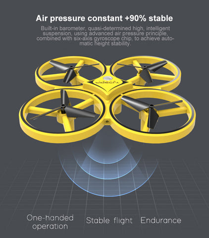 Quadcopter Smart Watch Function
