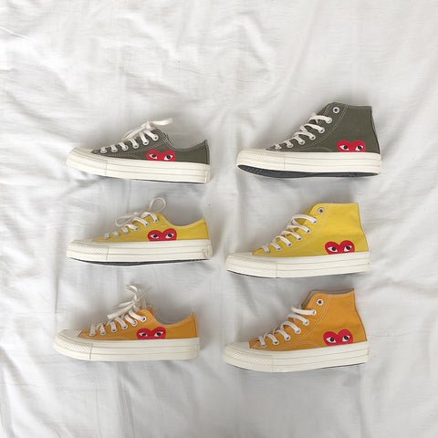 3 Color Sneakers