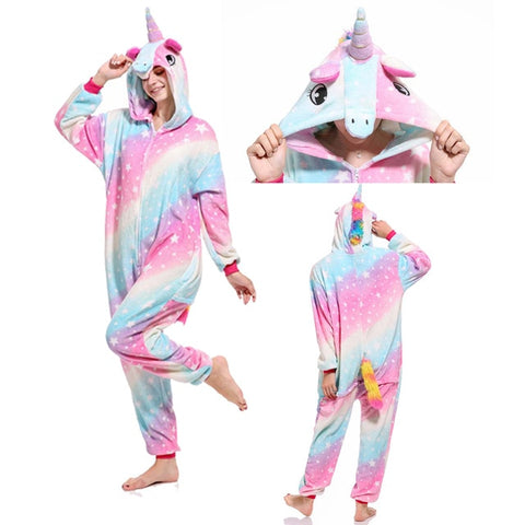 Adult Unicorn Onesies