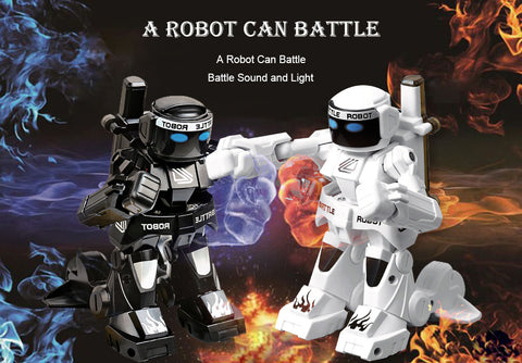 R/C Fighting Robots