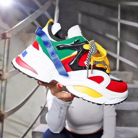 Colorful Sneakers