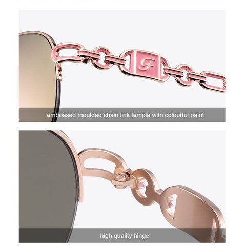 Pink Vintage Sunglass Function