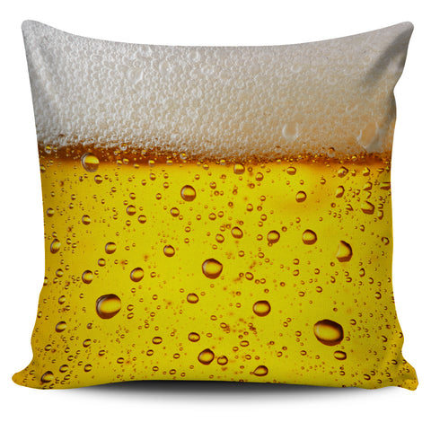 Beer Pillow Cover