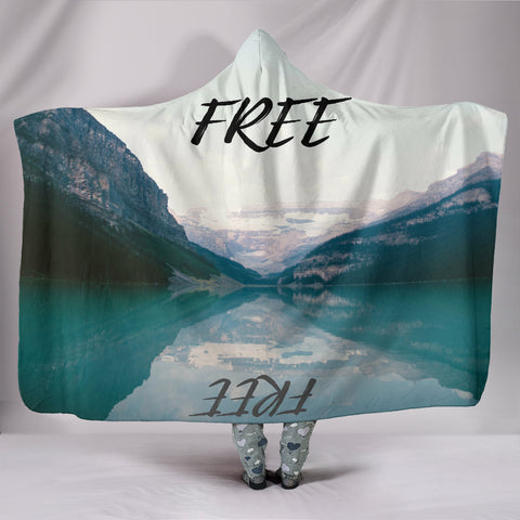 Mountains 2-in-1 Blanket