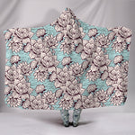 Blooming Flowers 2-in-1 Blanket