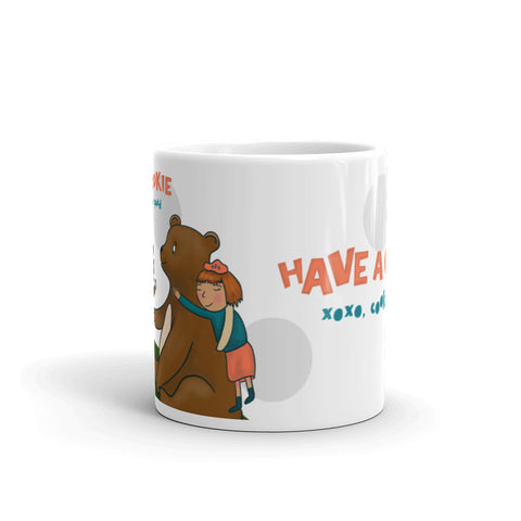 Girl Scout Cookie Edition: Have A Cookie Mug