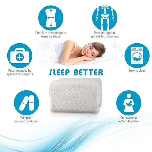 EvePillow™ Orthopedic Knee Pillow