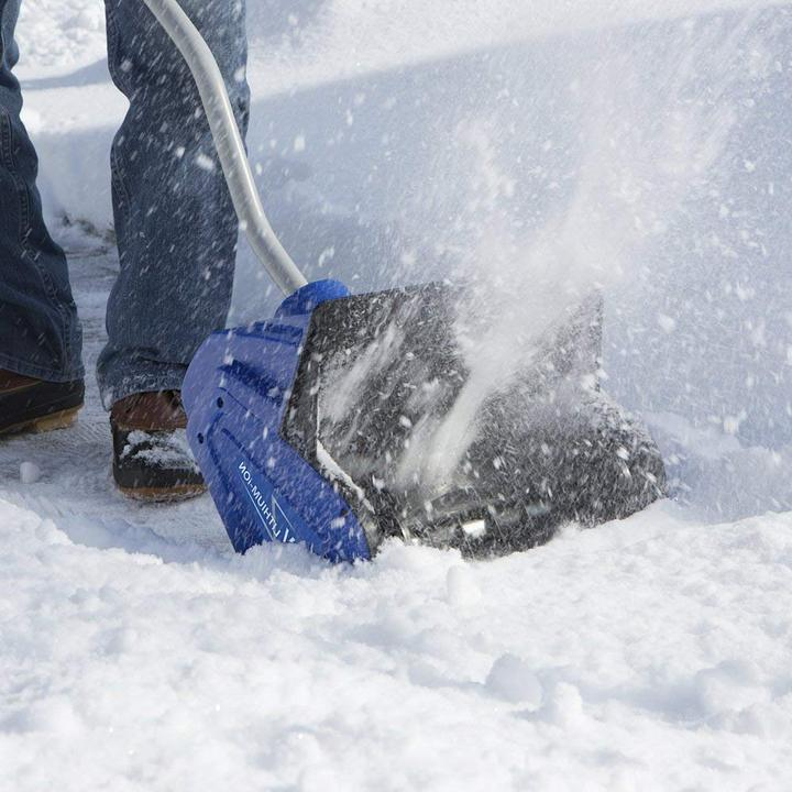 SNOW JOE ION13SS 40-VOLT CORDLESS SNOW SHOVEL