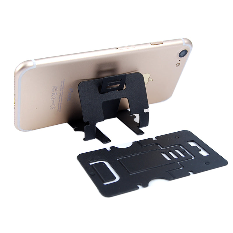 CARD SIZE FOLD MOBILE PHONE PHOTOGRAPHY TRIPOD
