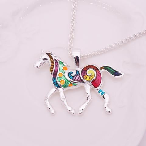 Horse Necklace - Wolrdiscounts