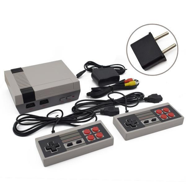 Gaming Console With Retro Games (LIMITED EDITION) - Wolrdiscounts