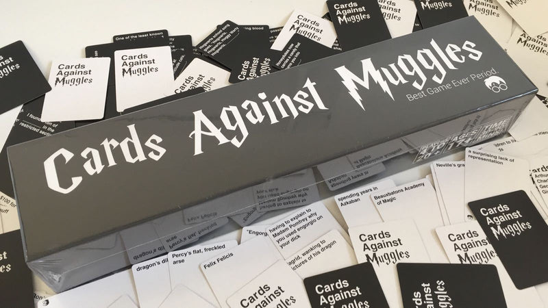 NEW 2018 CARDS AGAINST MUGGLES - Wolrdiscounts