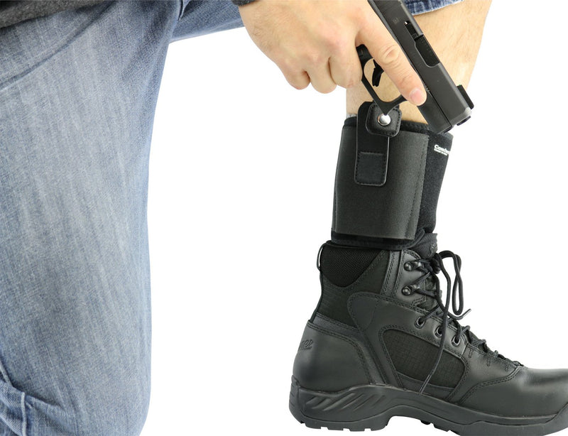 The Ultimate Ankle Holster