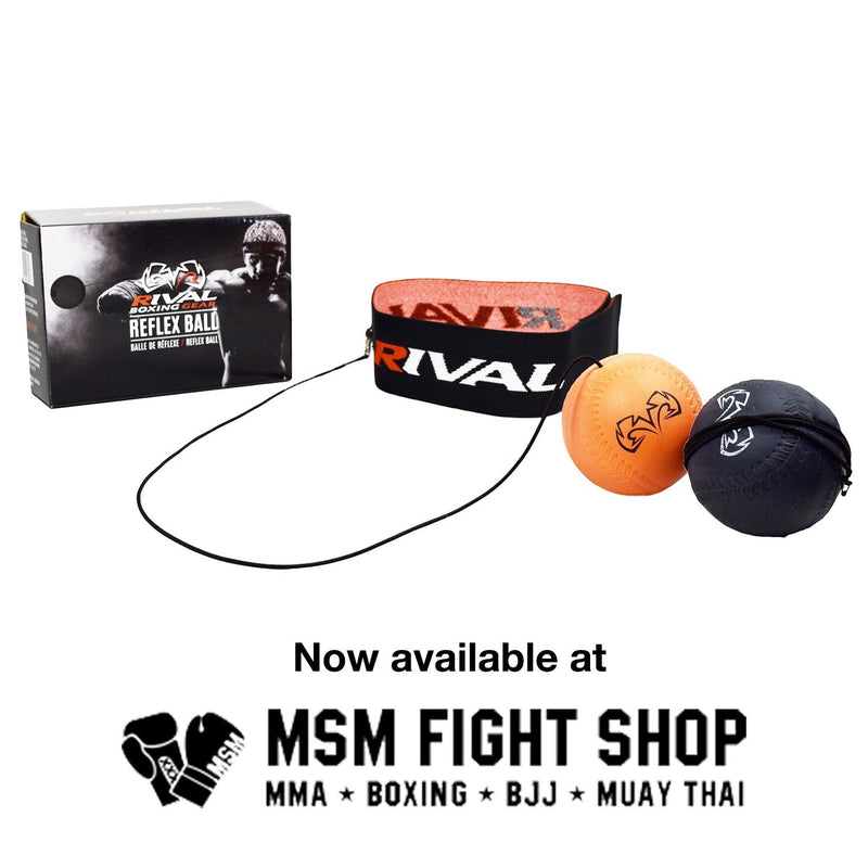 RIVAL REFLEX HEADBAND BALL BOXING