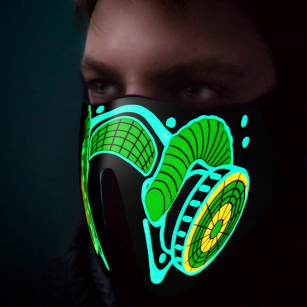 TRON LED Masks - Wolrdiscounts