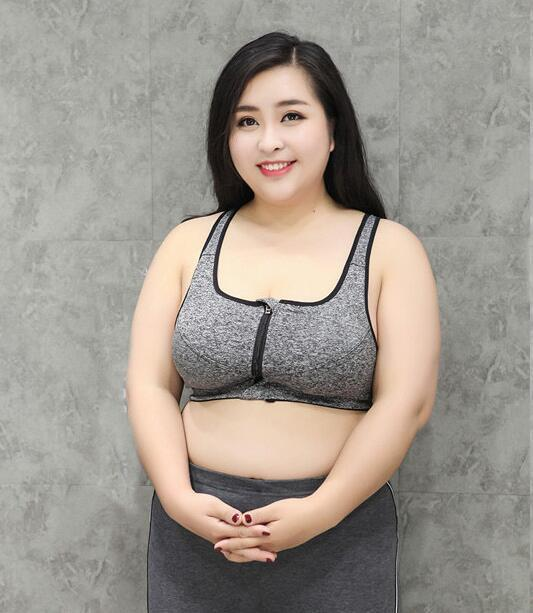 BIG BIG size JODY'S™ ADJUSTABLE SPORT BRA - Wolrdiscounts